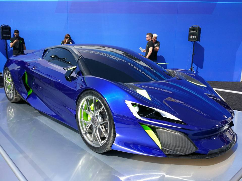 Boreas Project Hybrid Hypercar Revealed Gtspirit
