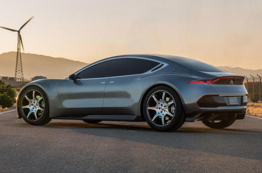 400 Mile Range Fisker EMotion Revealed - GTspirit