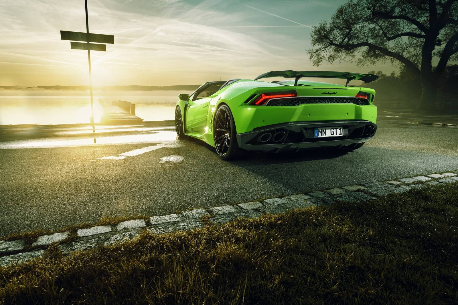 Official Novitec N Largo Lamborghini Huracan Spyder