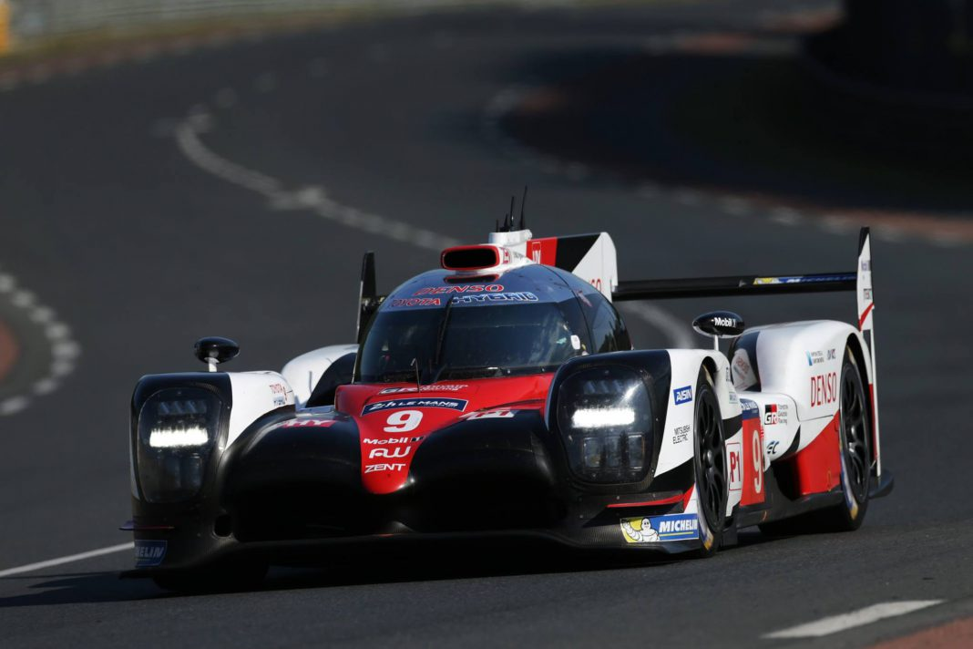 24 hours of le mans toyota fastest in q1 with 1 2 stint gtspirit. Black Bedroom Furniture Sets. Home Design Ideas