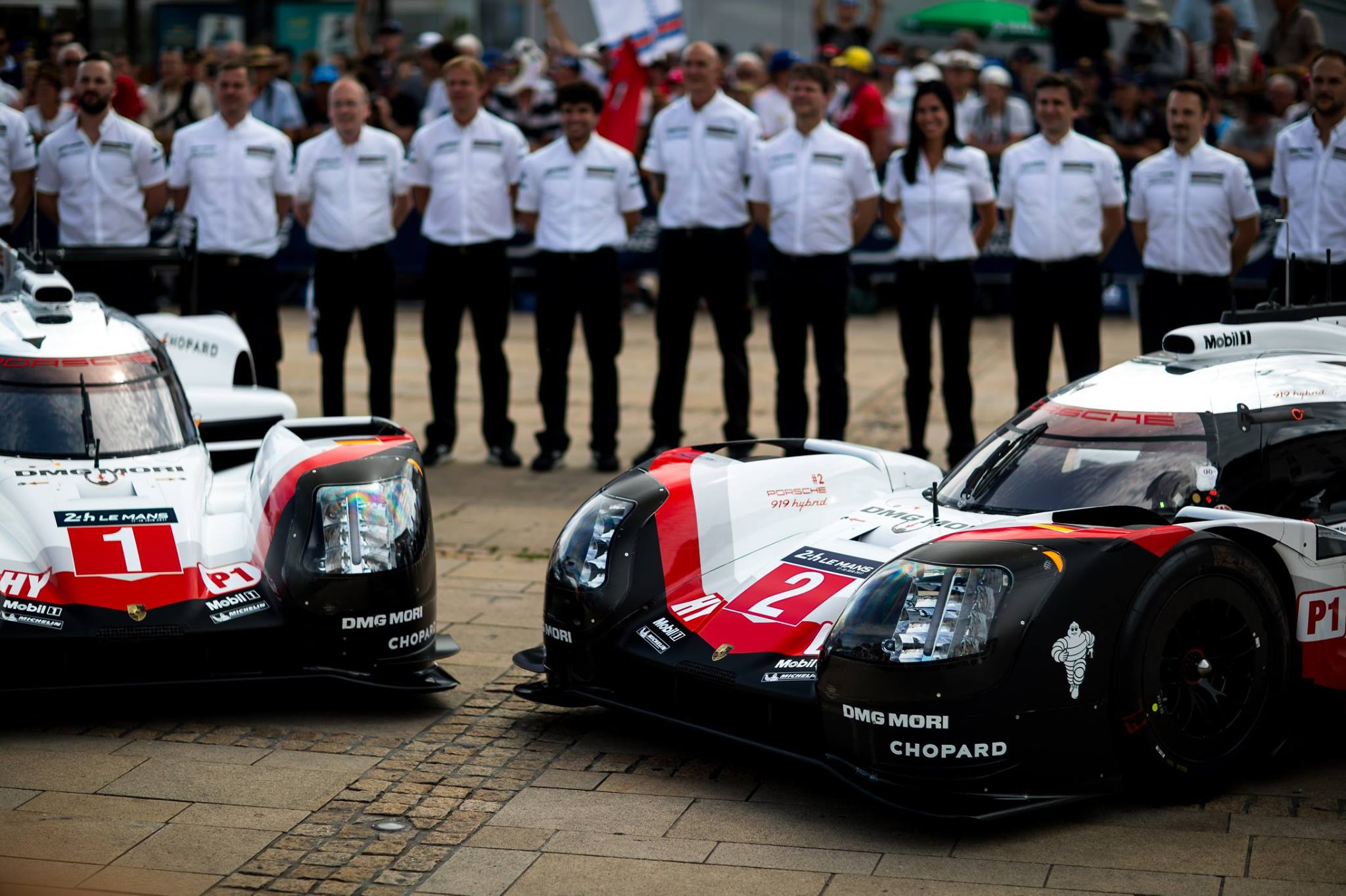 Porsche Says Goodbye to WEC and Le Mans - GTspirit