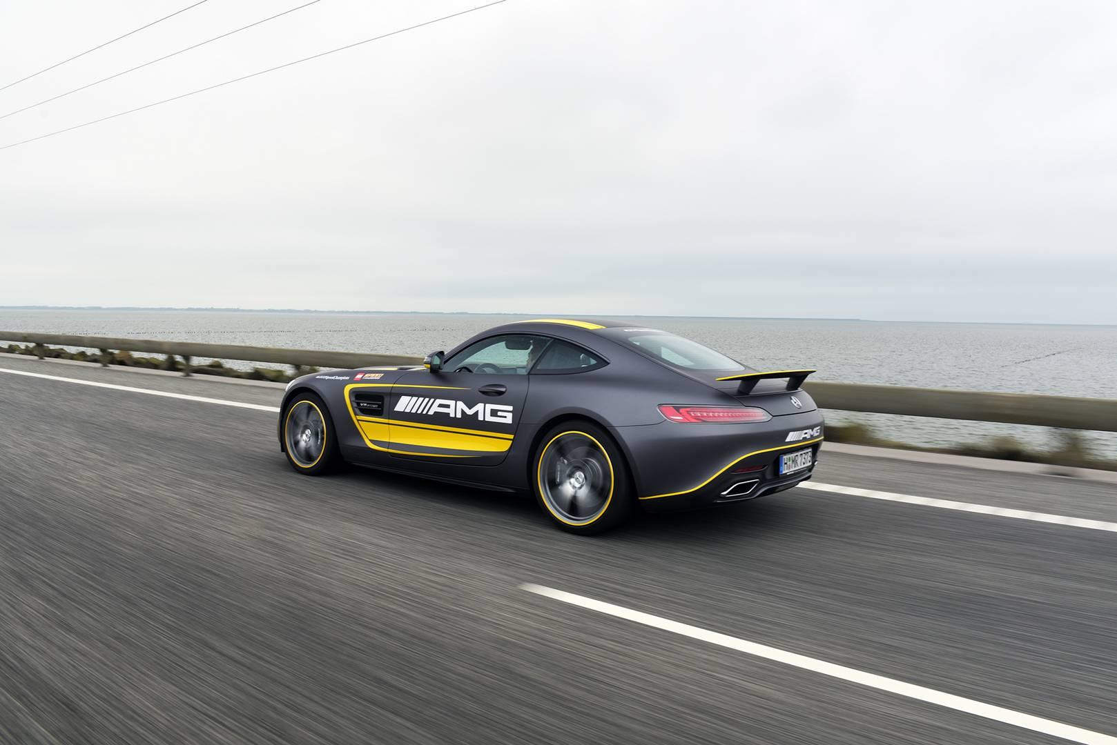 Mercedes-AMG Lego Speed Champions Journey to Billund