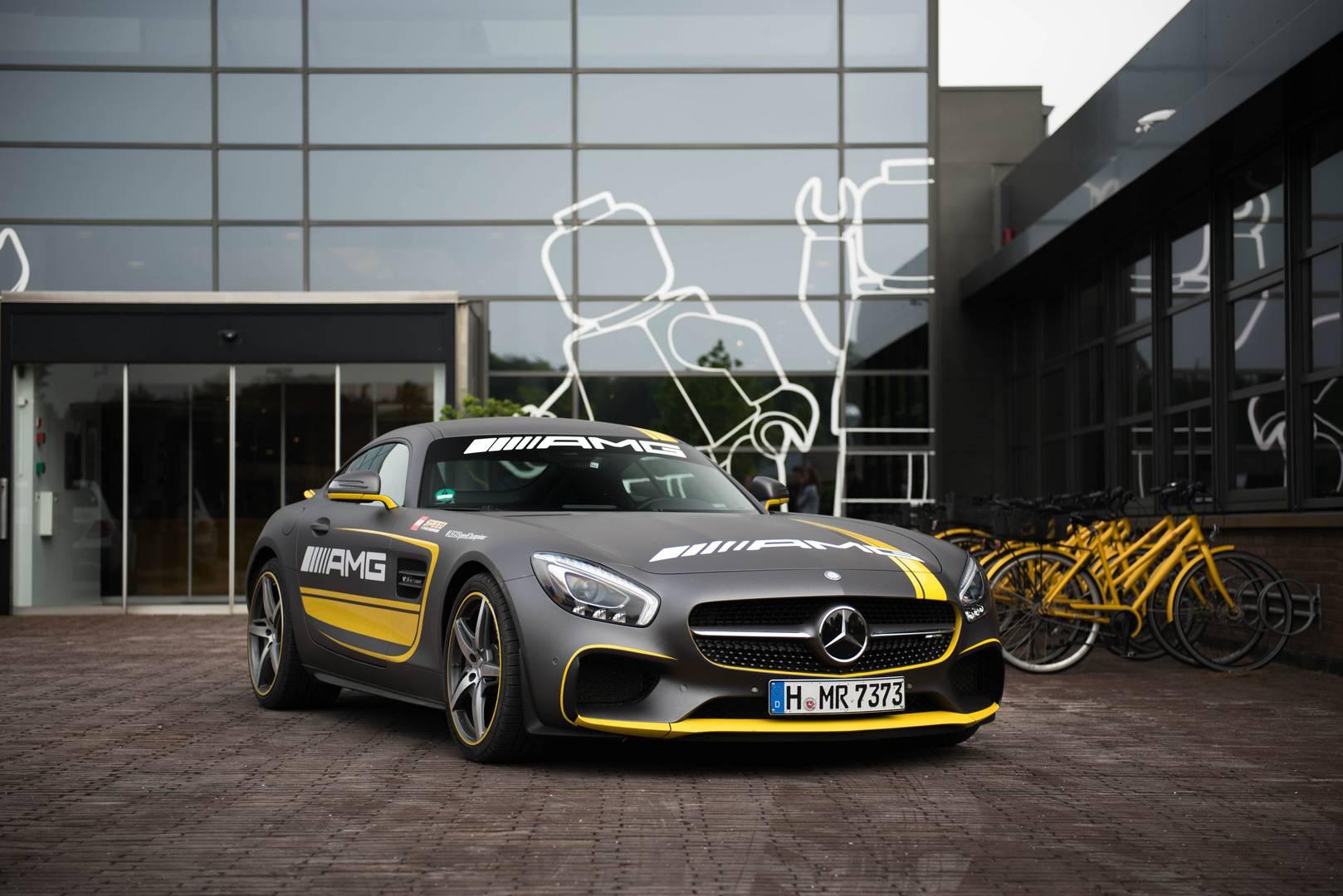 Mercedes-AMG Lego Speed Champions Journey to Billund ...