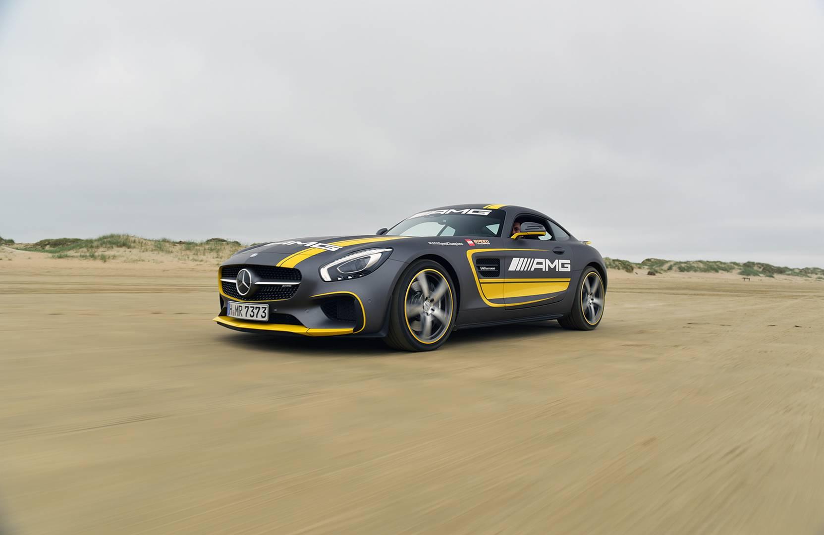 Benz Drift Car >> Mercedes-AMG Lego Speed Champions Journey to Billund - GTspirit