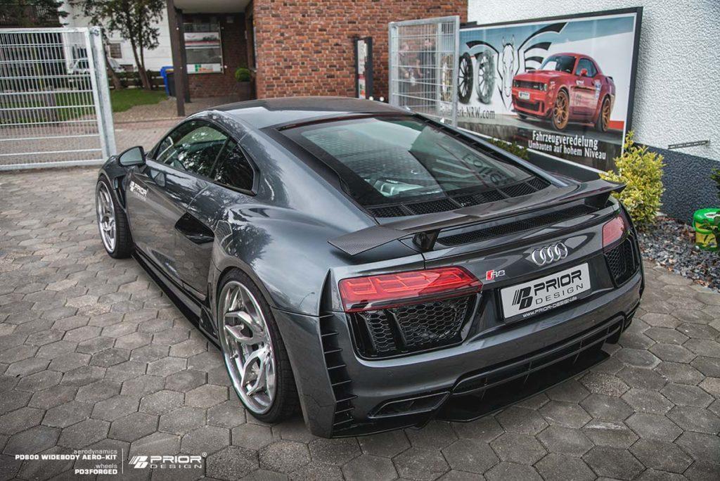 Official: Prior Design Audi R8 V10 Widebody - GTspirit