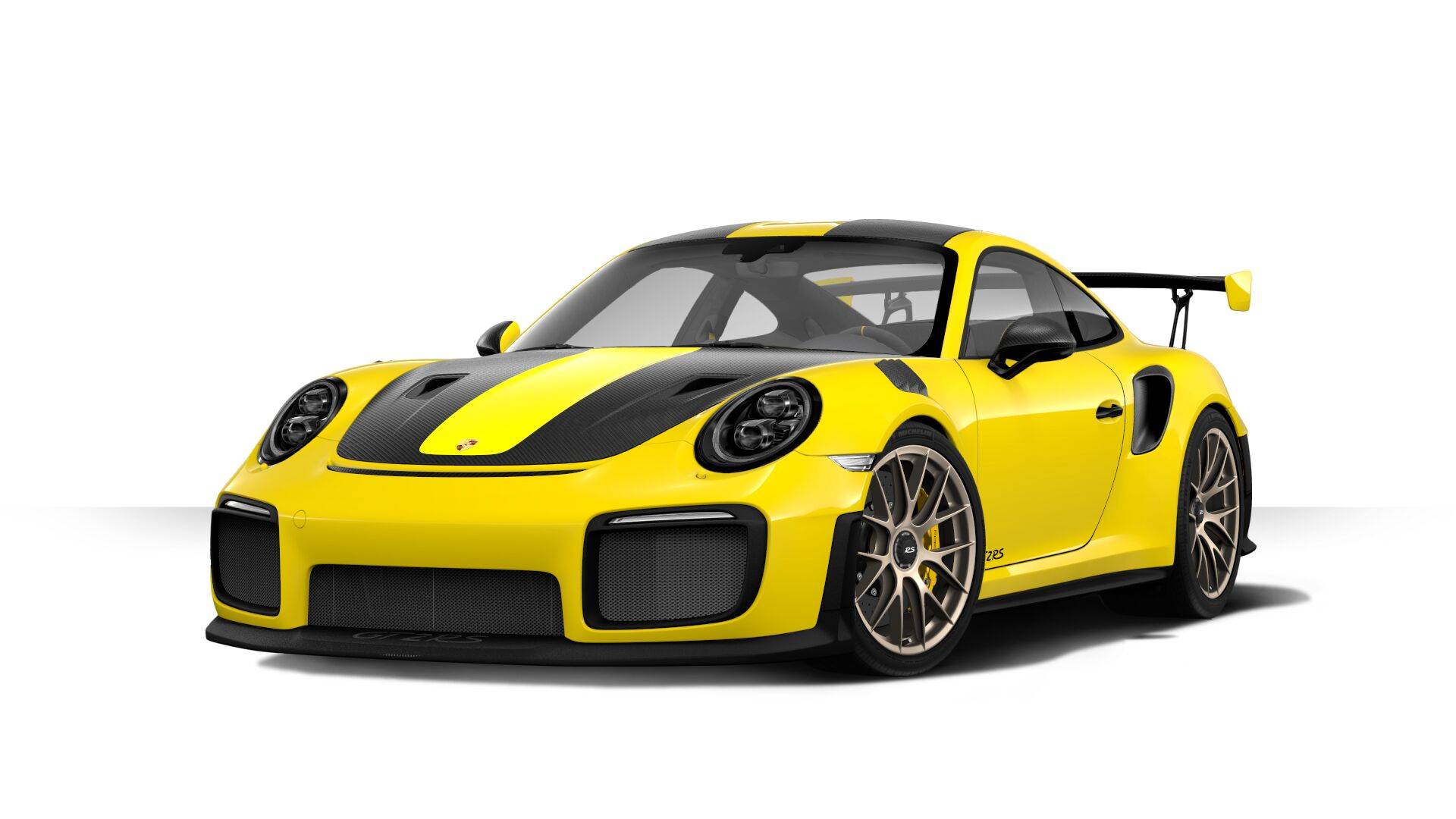 Racing-Yellow-Porsche-911-GT2-RS-1 Interesting Porsche 911 Gt2 and Gt3 Cars Trend