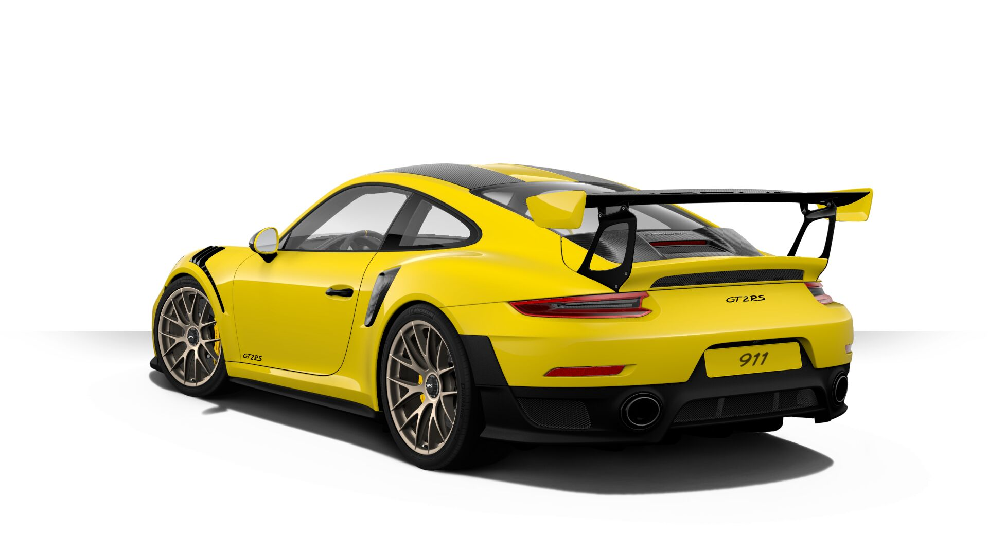 Porsche 911 GT2 RS: Lots of Power, Lots of Want