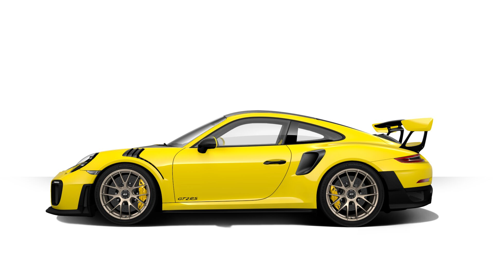 Racing-Yellow-Porsche-911-GT2-RS-3 Cozy Porsche 911 Gt2 Rs Wallpaper Cars Trend