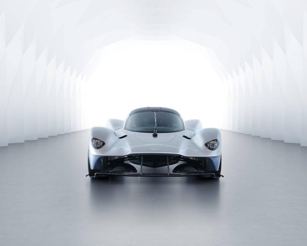 Aston Martin Valkyrie Production Body