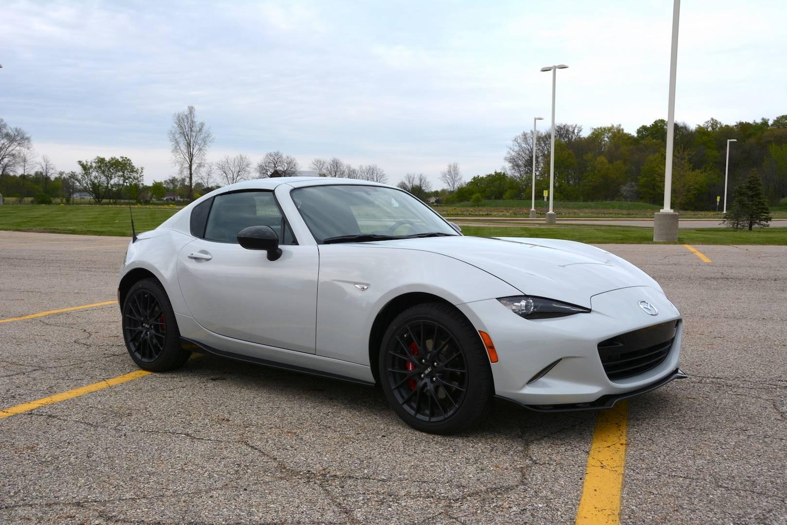 Mazda Mx 5 Rf Review Car News Reviews
