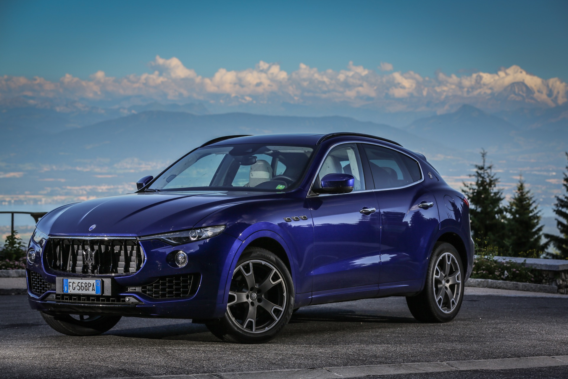 maserati levante s the 1 000 mile review gtspirit. Black Bedroom Furniture Sets. Home Design Ideas
