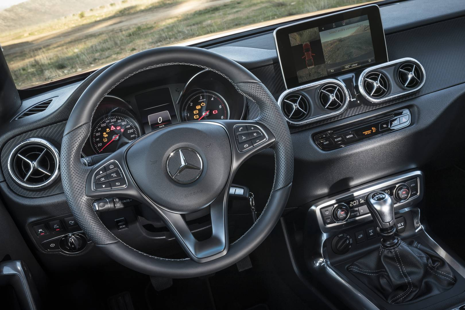 2018 mercedes benz x class first impression gtspirit. Black Bedroom Furniture Sets. Home Design Ideas