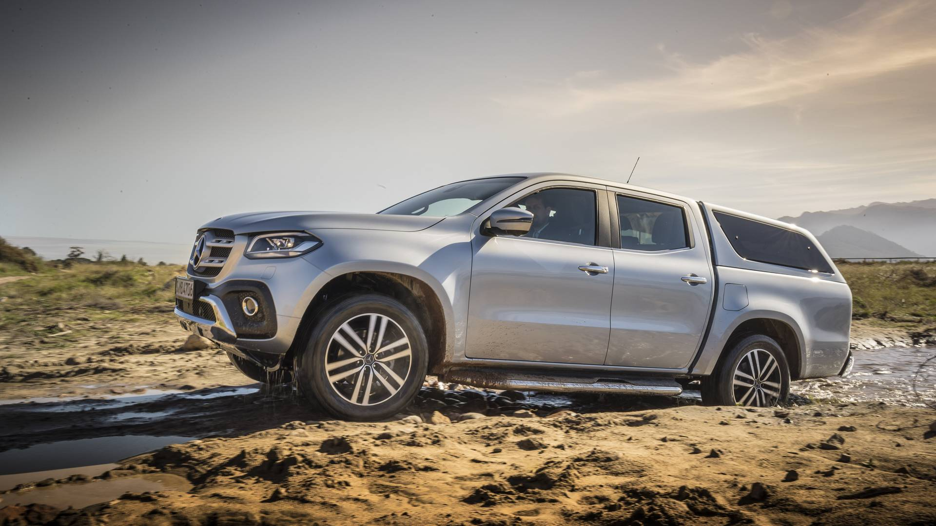 2018 mercedes benz x class first impression gtspirit for What are the different classes of mercedes benz cars