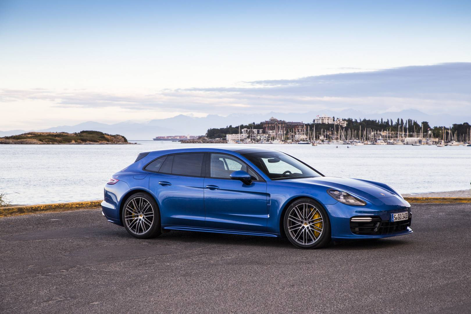 Porsche Panamera Turbo Sport Turismo Review Gtspirit