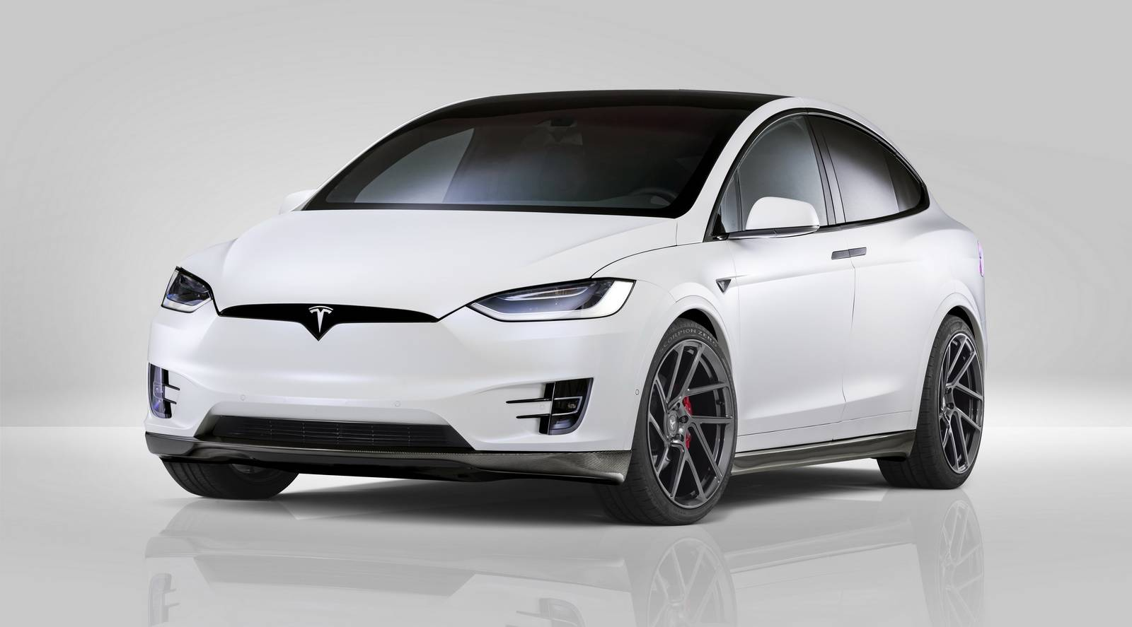 official novitec tesla model x gtspirit. Black Bedroom Furniture Sets. Home Design Ideas