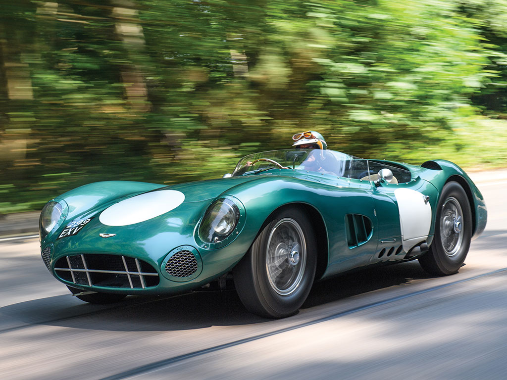 Aston Martin DBR1 Sets New Auction Record For British Car At $22,550,000