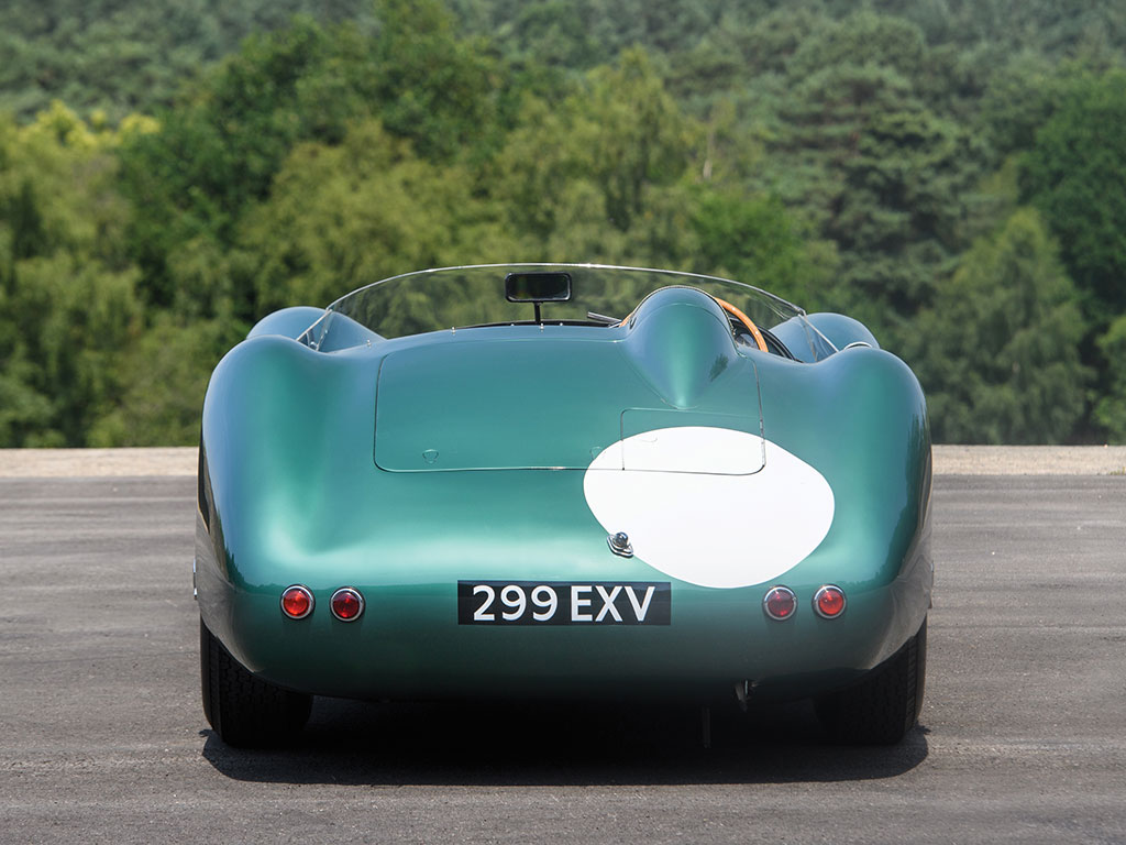 Stunning Aston Martin DBR1 breaks auction record