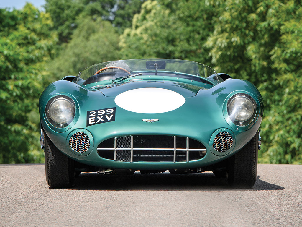 Stirling Moss Aston Martin sells for £17.5 million