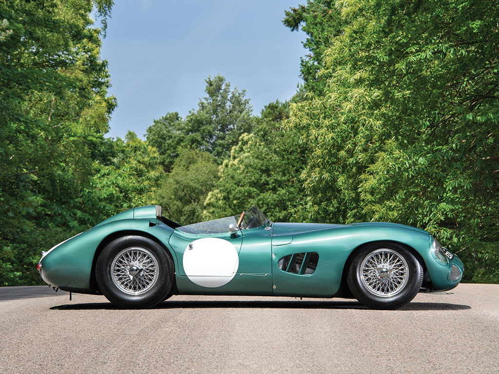 Aston Martin Sets Record with $22.5m Auction Sale
