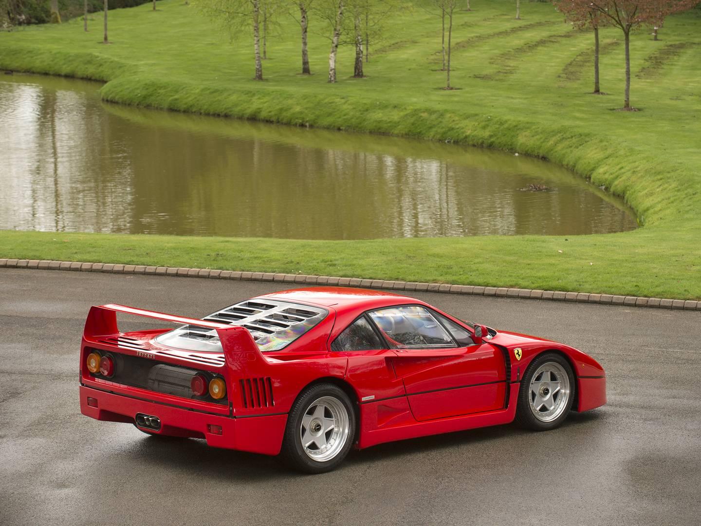 Epic Lineup Of Ferrari Models Revealed For Salon Prive