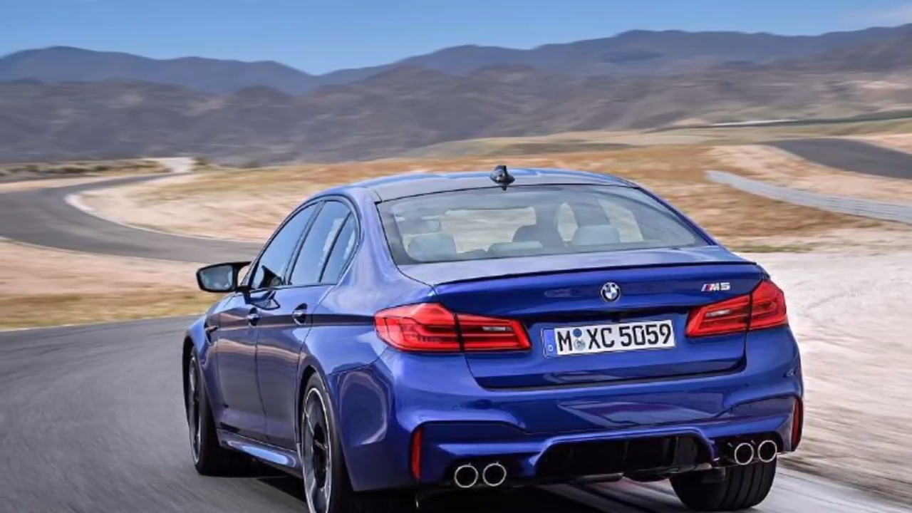 2018 Bmw F90 M5 Leaked Offers 4wd 2wd Setups on m2 wd