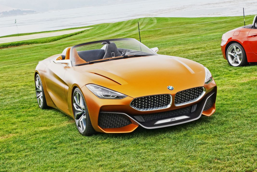first impression bmw z4 concept gtspirit. Black Bedroom Furniture Sets. Home Design Ideas