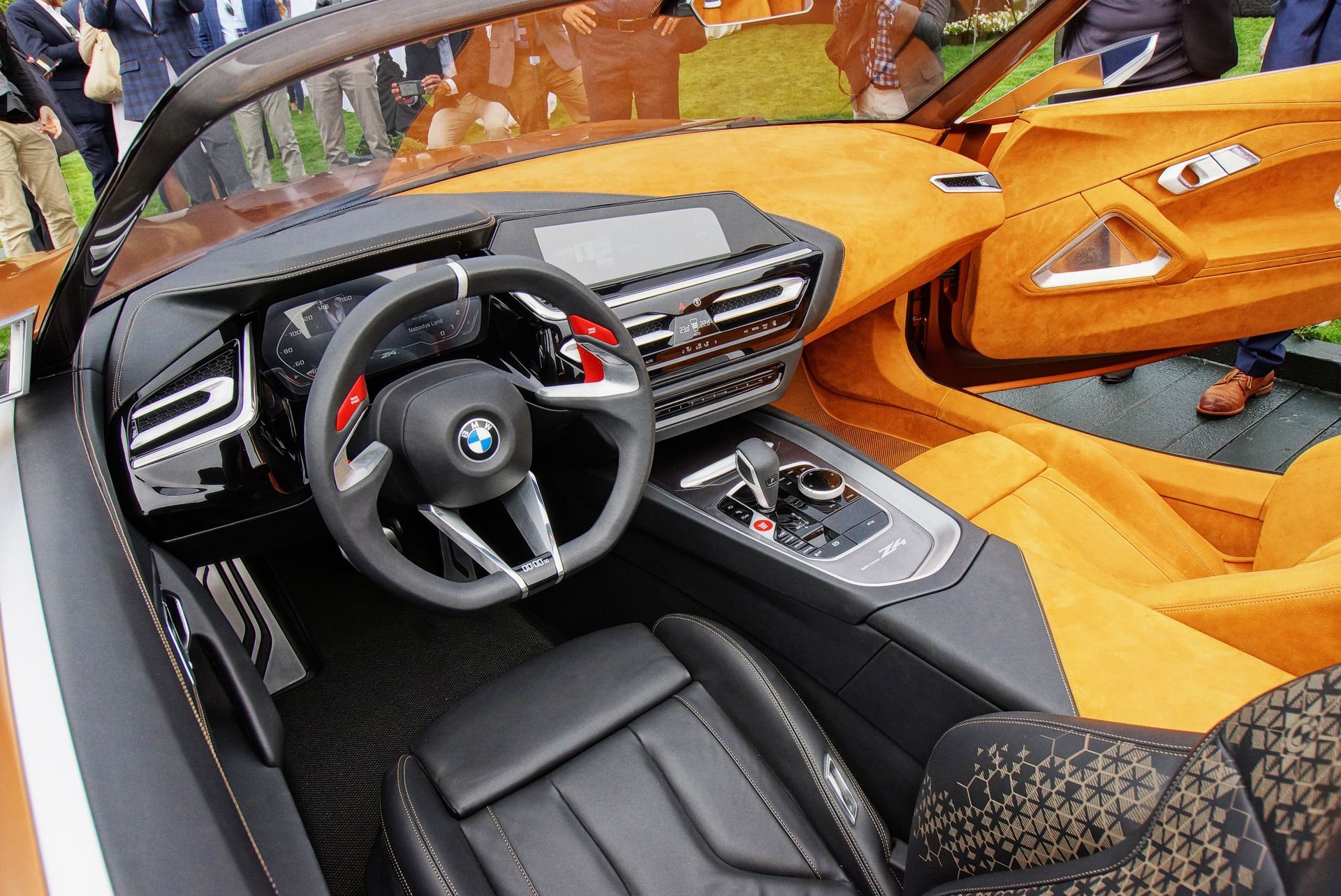 First Impression Bmw Z4 Concept Gtspirit