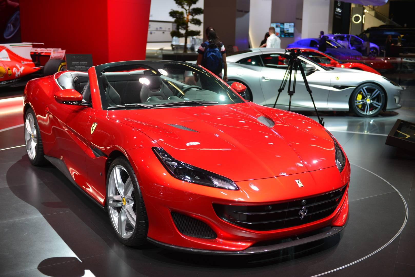 IAA Frankfurt 2017: Ferrari Portofino - GTspirit