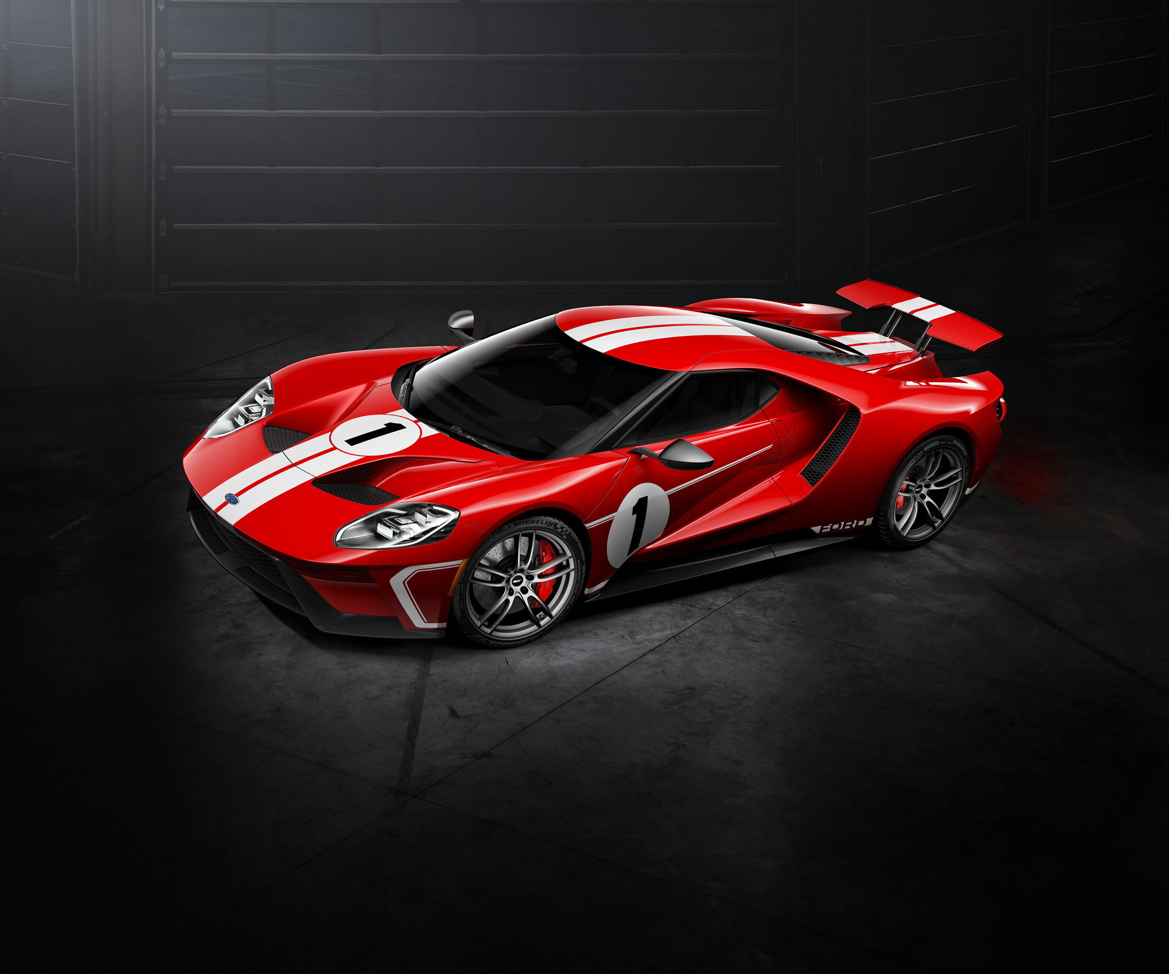 New Supercars: 2018 Ford GT '67 Heritage Edition Announced