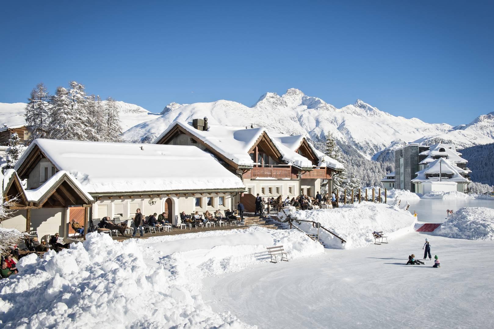 Kulm Country Club St Moritz