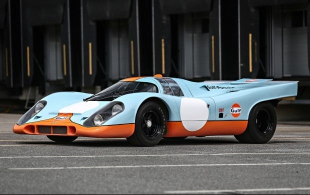 Le Mans Film Porsche 917K Could Fetch $16 Million at Pebble Beach 2017