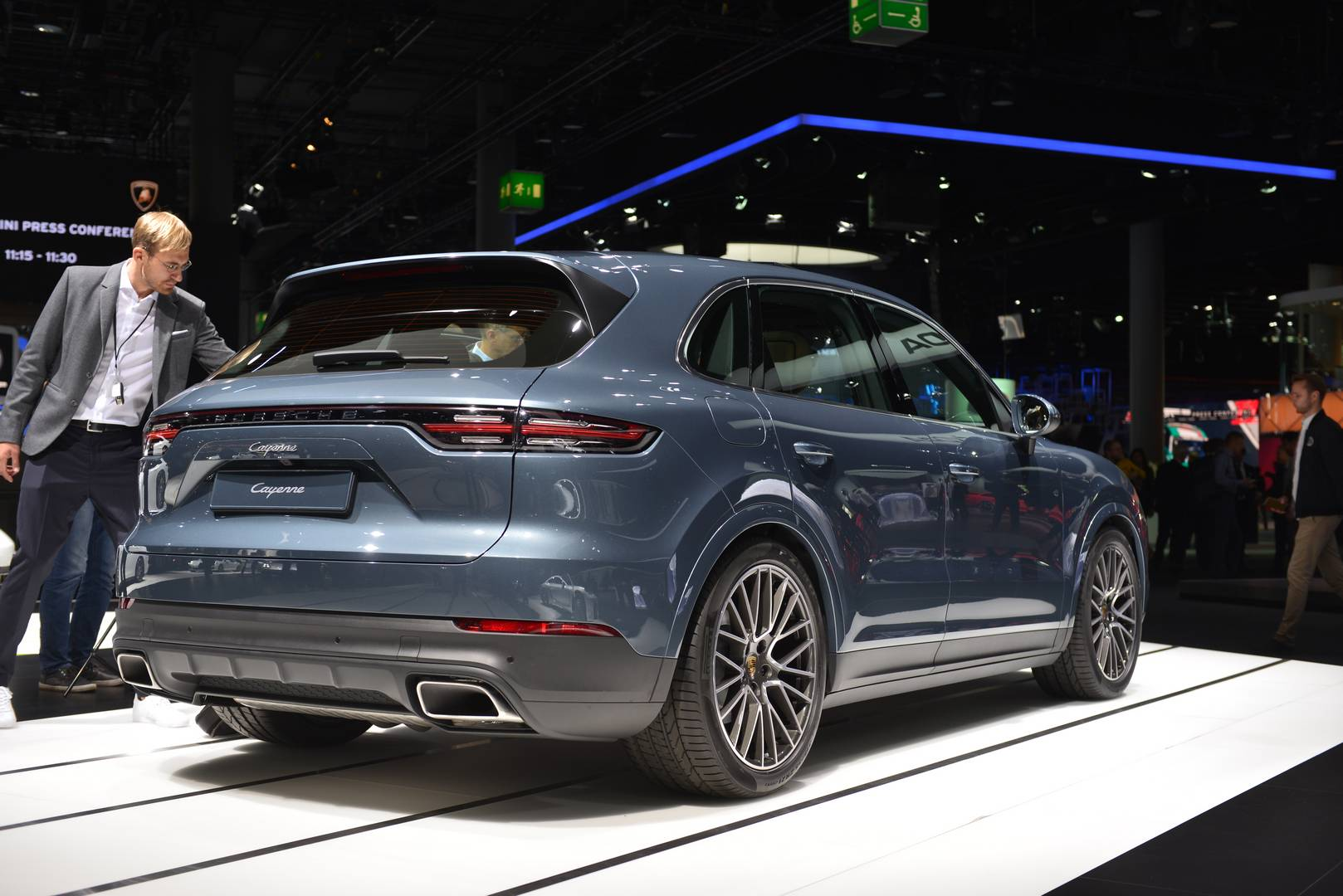 The New 550-hp 2019 Porsche Cayenne Turbo Missile Arrives Fall 2018