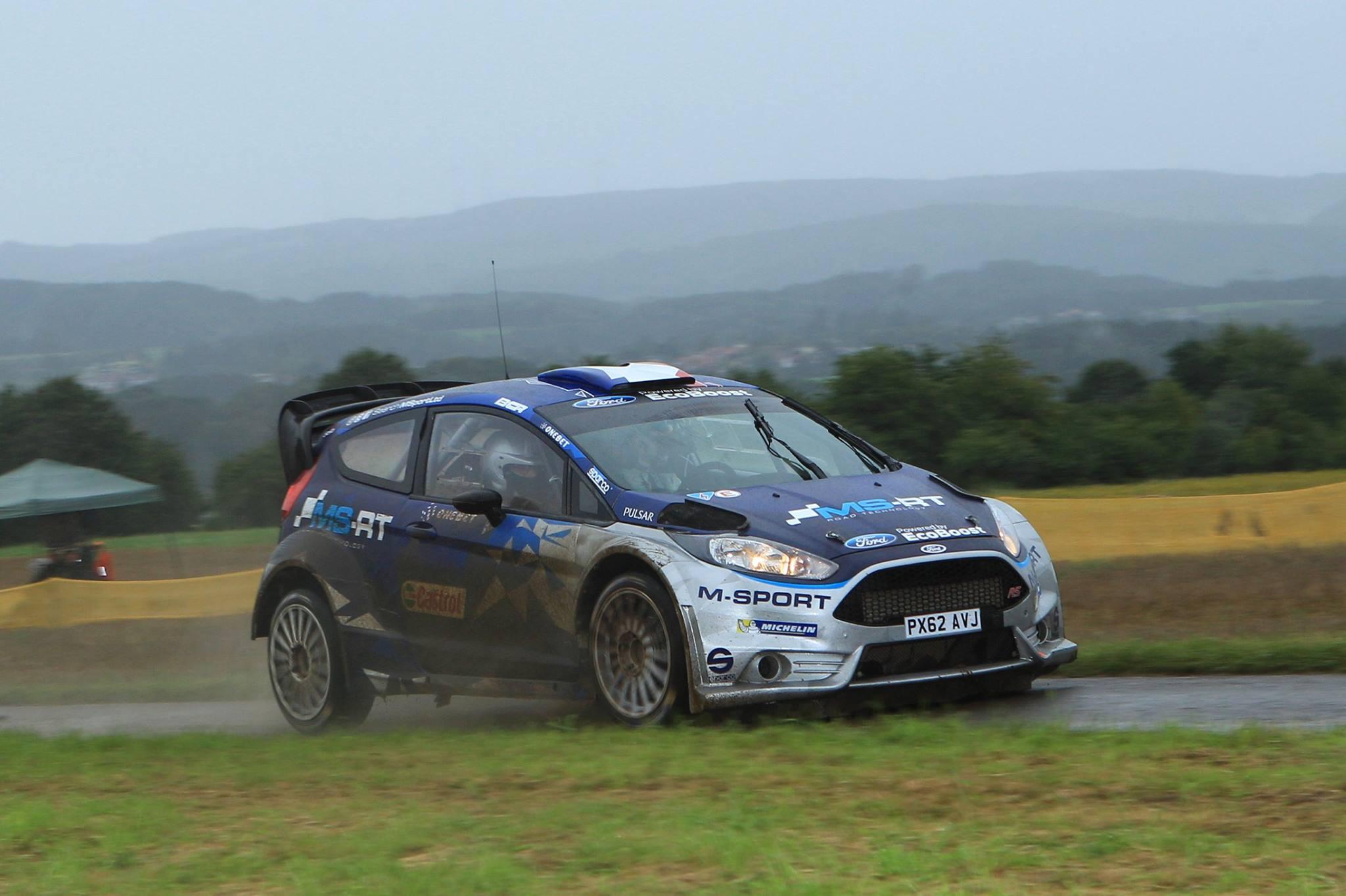 WRC: Ott Tanak Wins Rally Deutschland, Ogier Back on Top - GTspirit