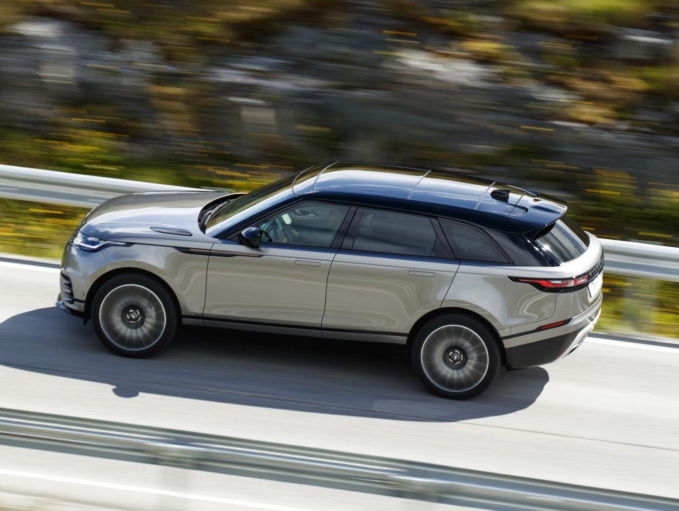 First Drive: 2018 Range Rover Velar