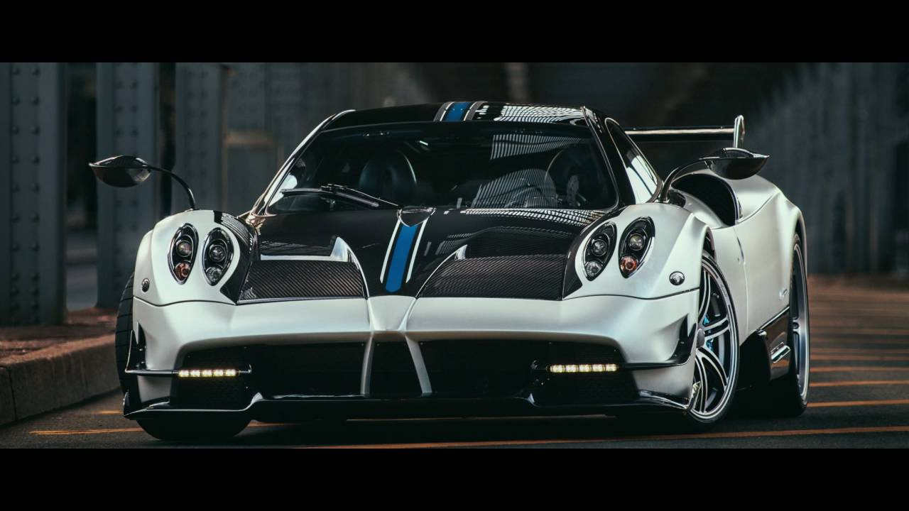 Video: Shooting a Huayra BC with a $50,000 Phase One Camera