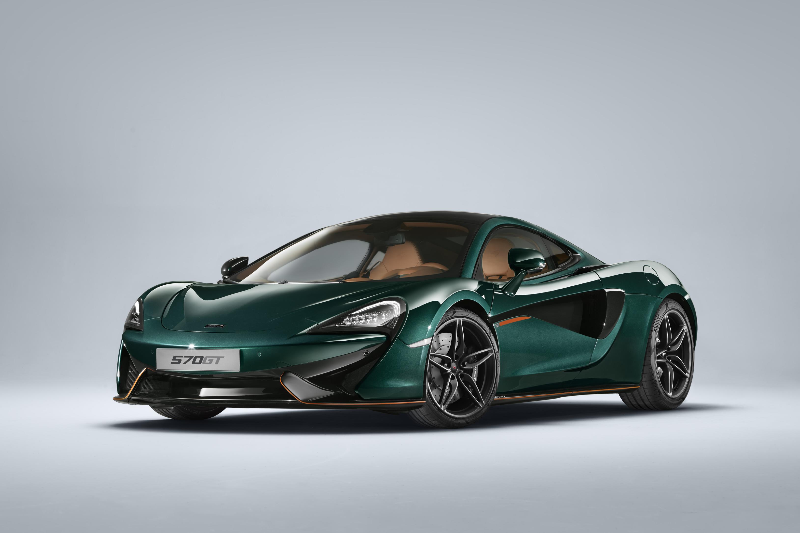 Official: MSO XP Green McLaren 570GT – 6 Units Only
