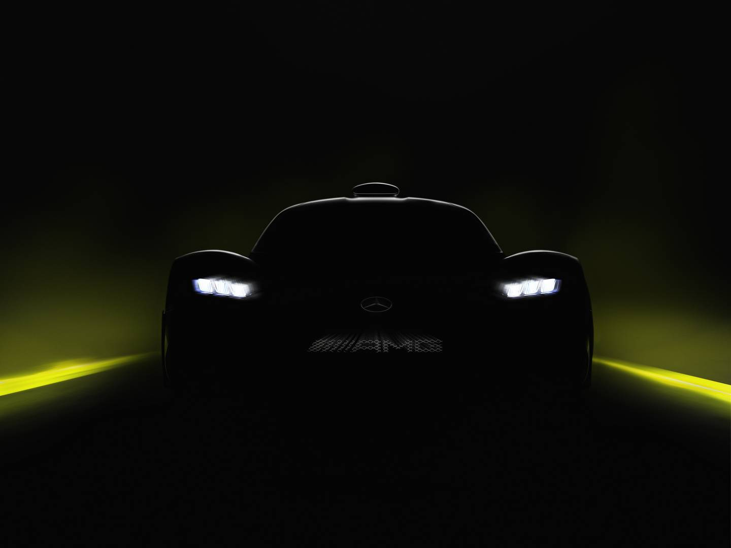 Mercedes-AMG Project One to Have Over 350 km/h Top Speed