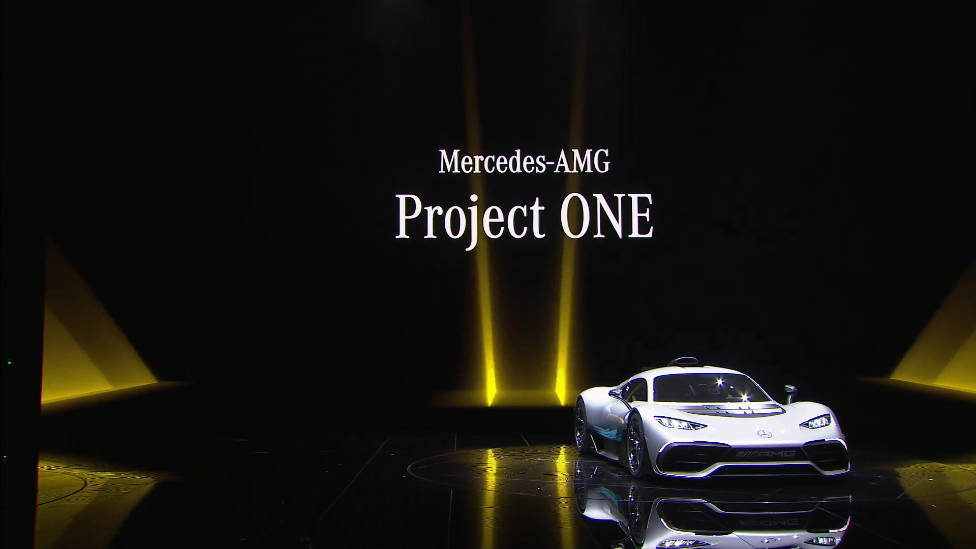 official mercedes amg project one the street legal f1. Black Bedroom Furniture Sets. Home Design Ideas
