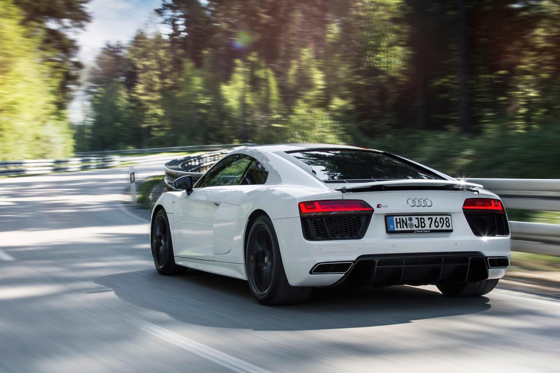 Official: Audi R8 V10 RWS - Limited to 999 - GTspirit