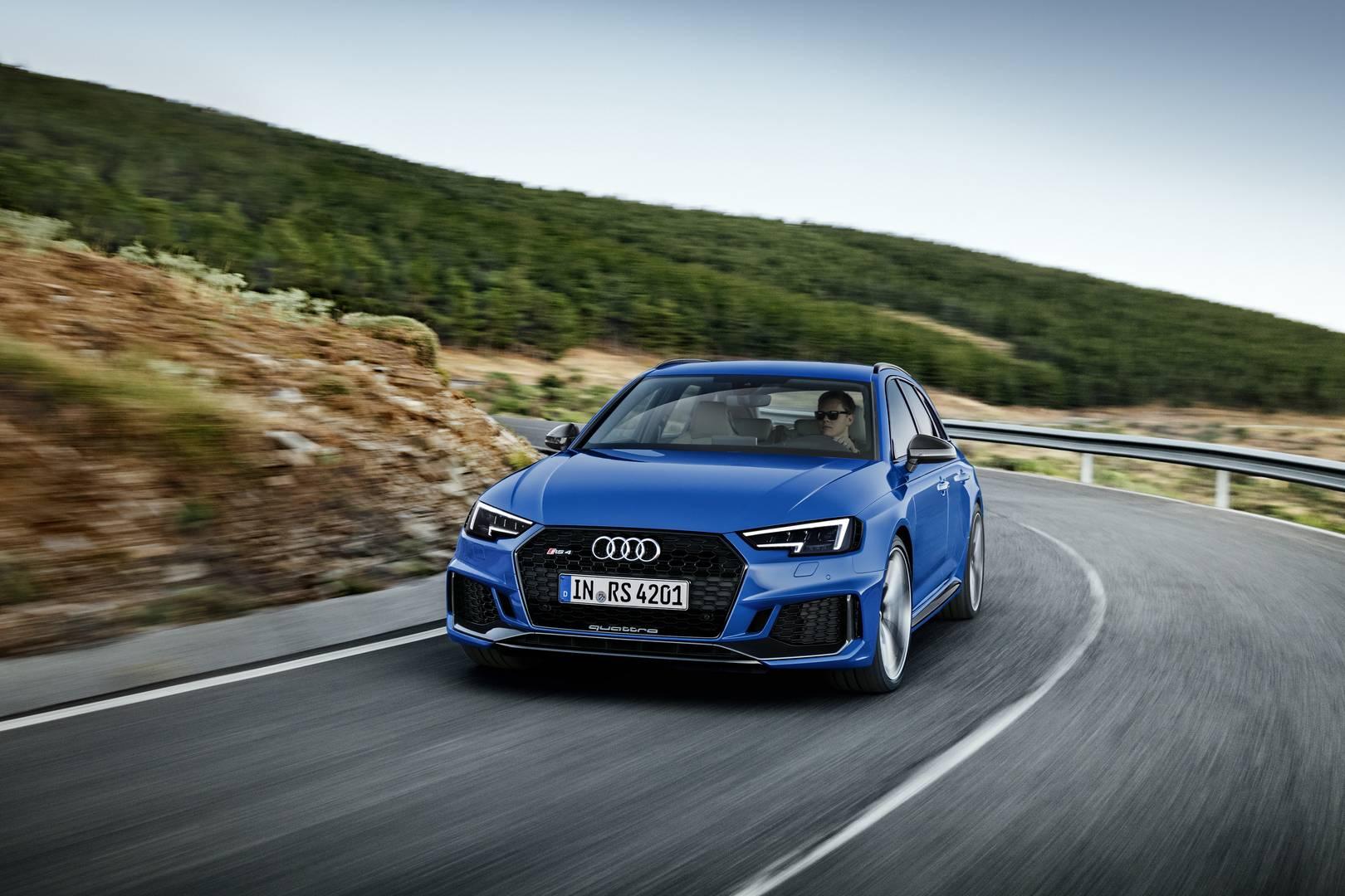 Official Audi RS Avant GTspirit - Audi rs4