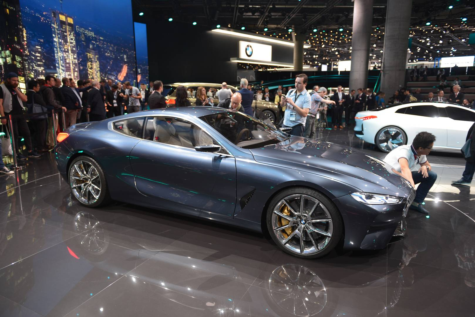 iaa frankfurt 2017 bmw 8 series concept gtspirit. Black Bedroom Furniture Sets. Home Design Ideas