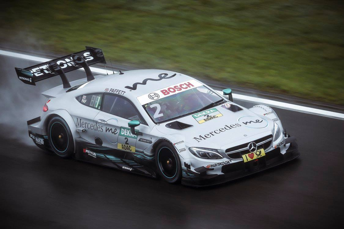 dtm mercedes dominates nurburgring round with auer and wickens gtspirit. Black Bedroom Furniture Sets. Home Design Ideas