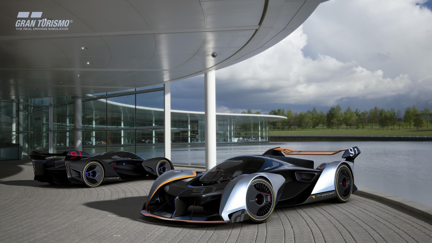 Official: McLaren Ultimate Vision Gran Turismo