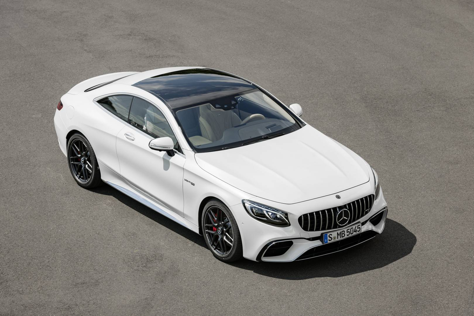 official 2018 mercedes amg s63 and s65 coupe cabriolet facelift gtspirit. Black Bedroom Furniture Sets. Home Design Ideas