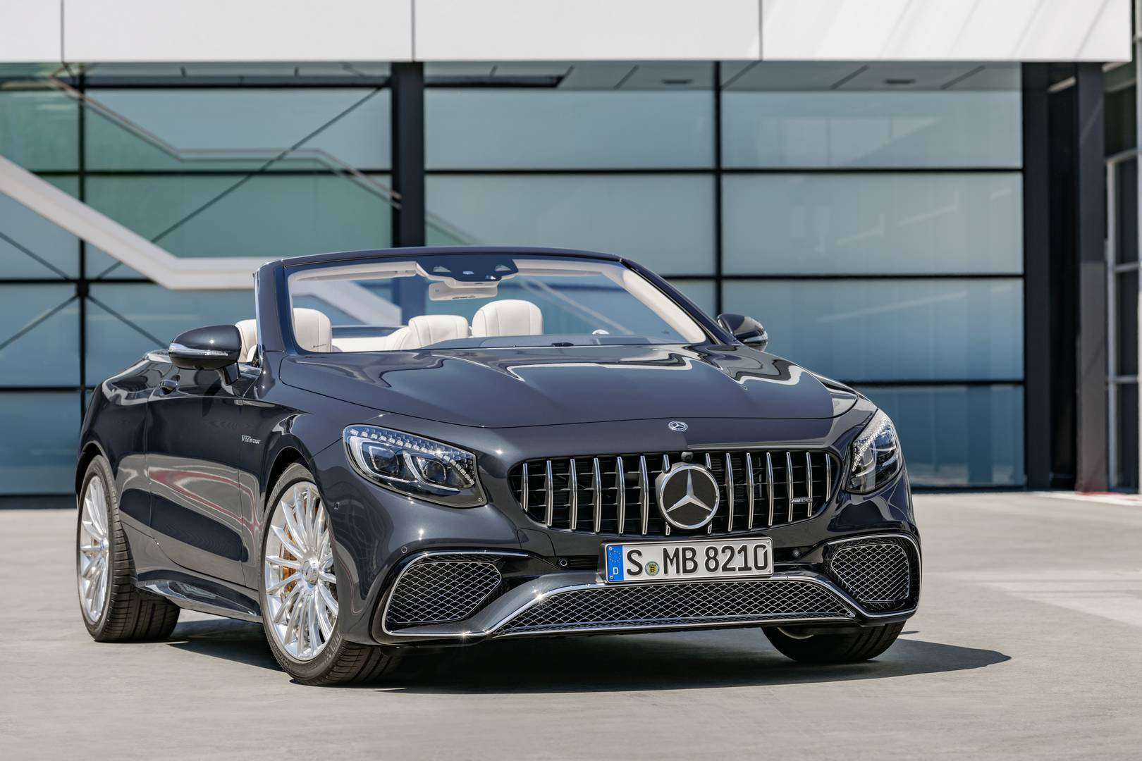 S63 2018 >> Official: 2018 Mercedes-AMG S63 and S65 Coupe/Cabriolet Facelift - GTspirit