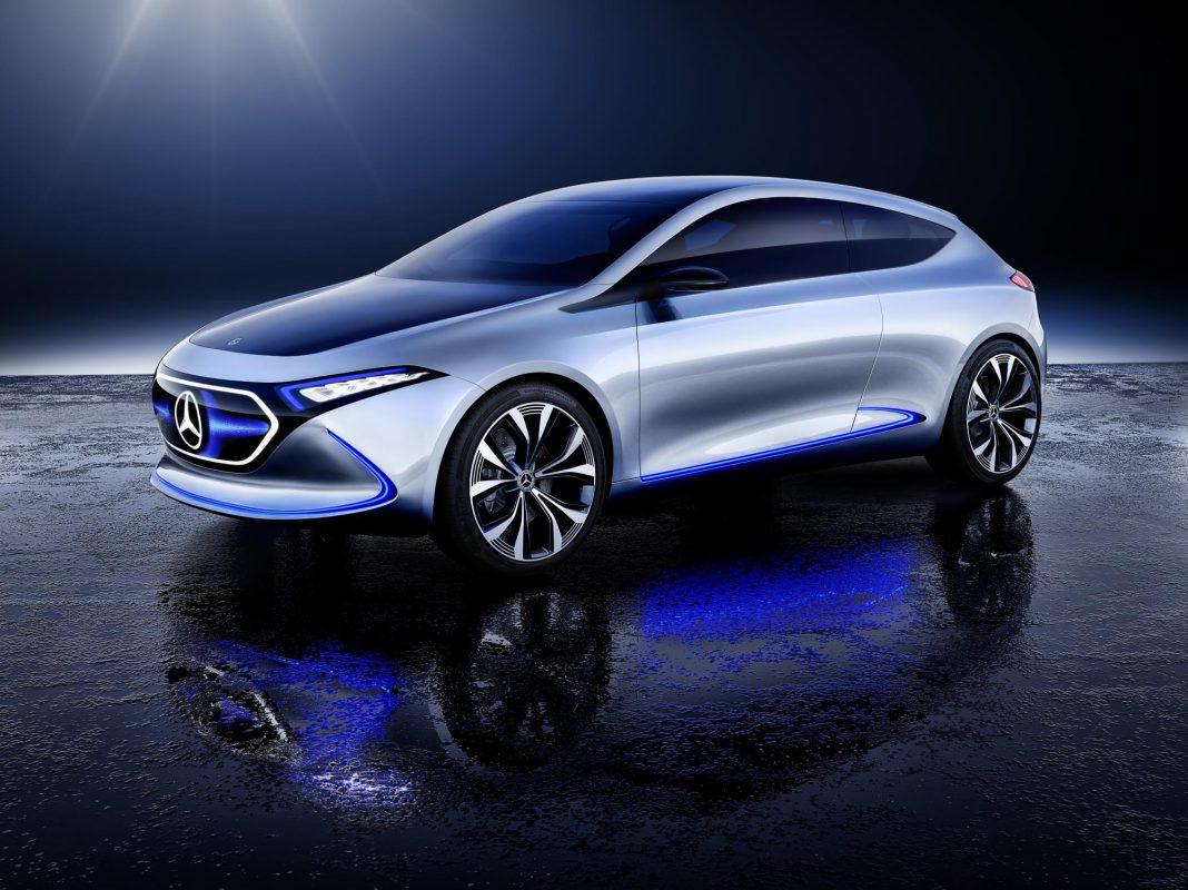 Official Mercedes Benz Concept Eqa Gtspirit