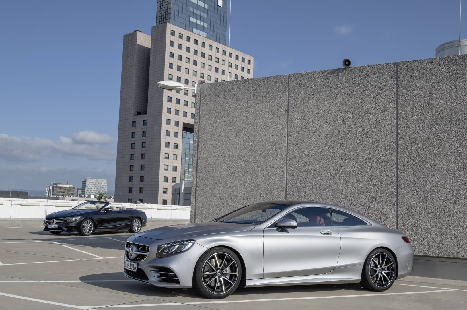 Official 2018 mercedes benz s class coupe and cabriolet for Mercedes benz s class coupe