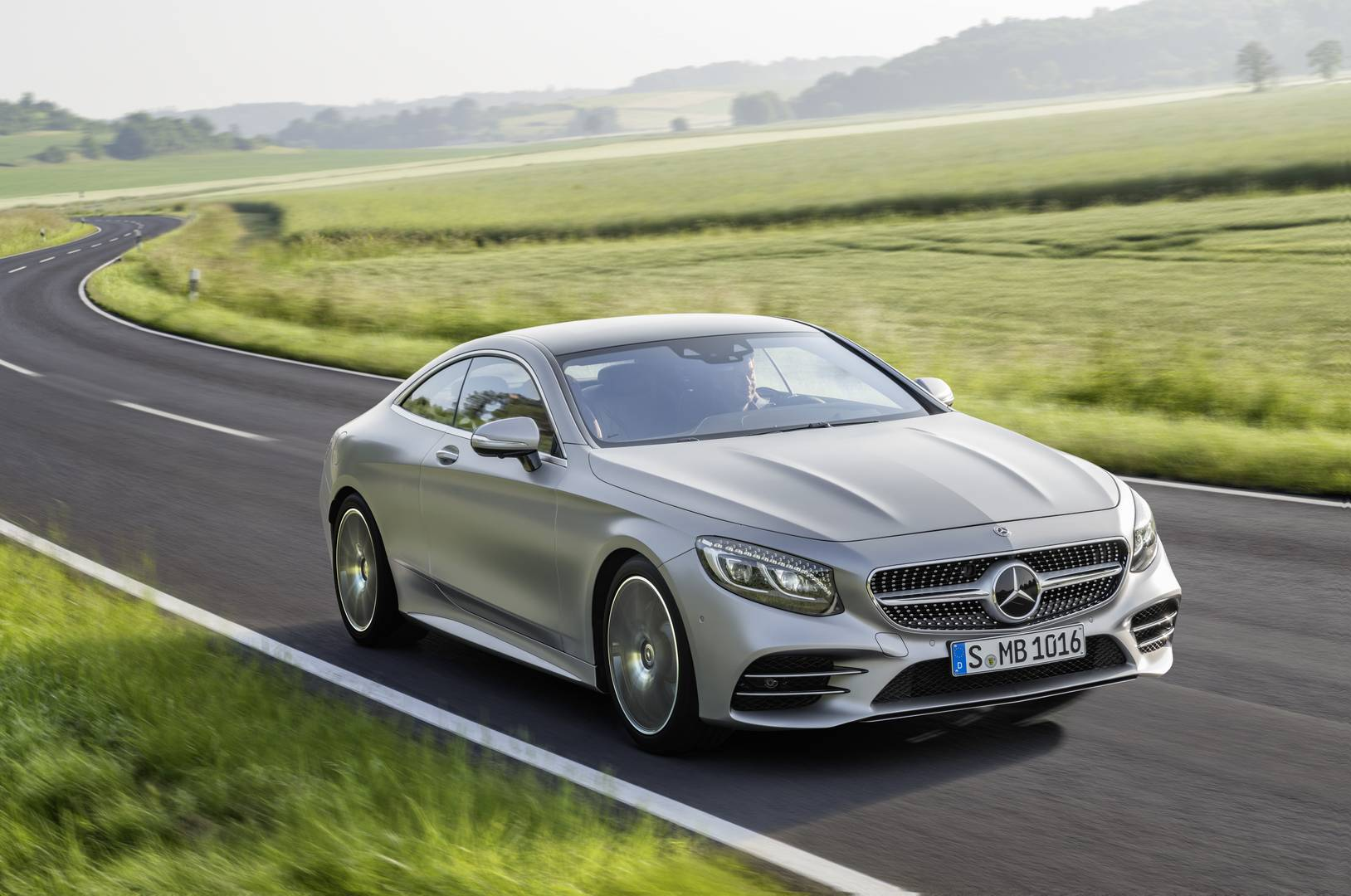 Official: 2018 Mercedes-Benz S-Class Coupe and Cabriolet Facelift ...