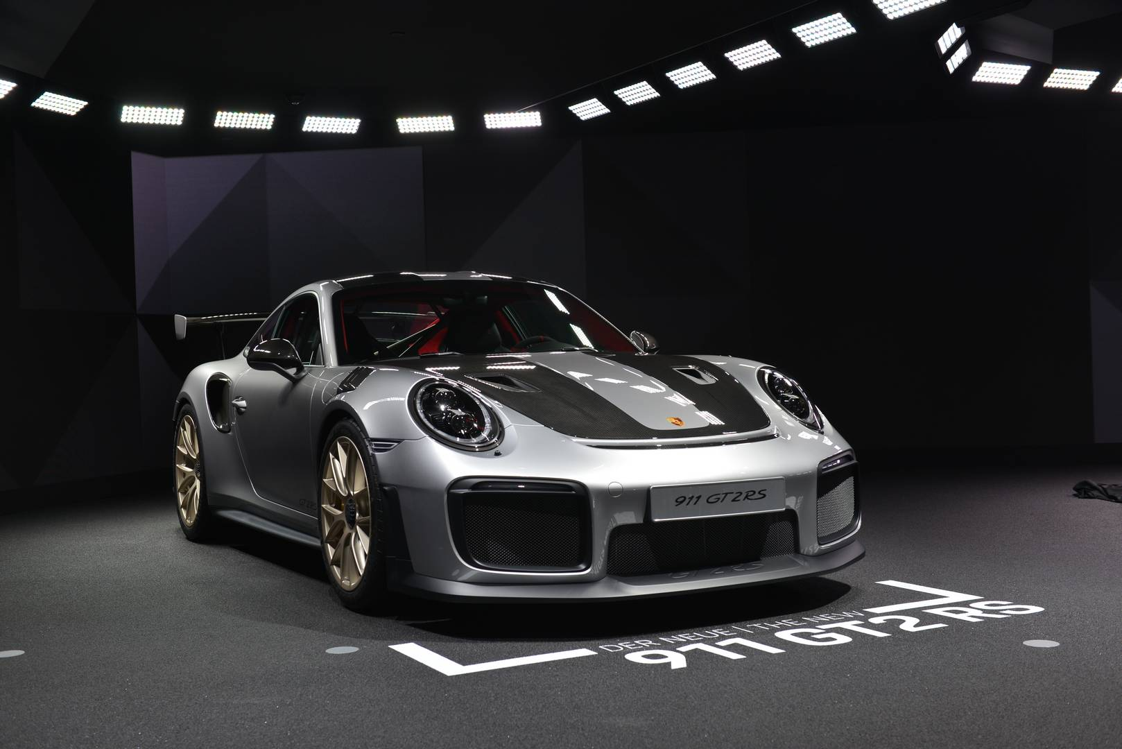 2018 Porsche 911 GT2 RS Eyes Nurburgring Record In Fresh