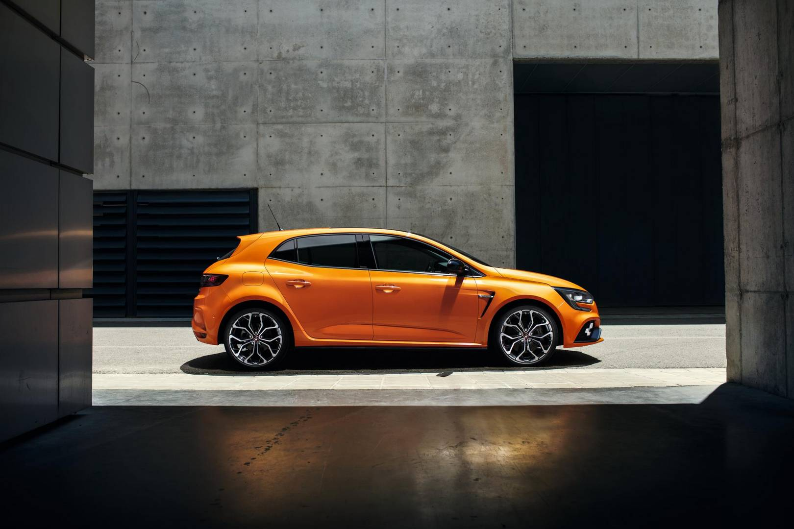 Renault Sport Megane RS revealed